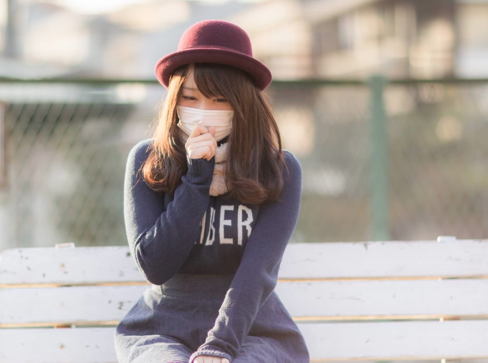 マスク女子2